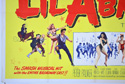 LI'L ABNER (Bottom Left) Cinema Quad Movie Poster