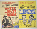 Where The River Bends / In The Navy <p><i>  (Double Bill) </i></p>