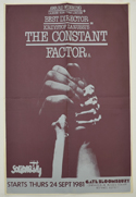 Constant Factor (The) <p><i> (a.k.a. Constans) </i></p>