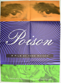 Poison <p><i> (Small One Sheet Poster) </i></p>