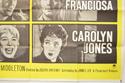 CAREER (Bottom Right) Cinema Quad Movie Poster