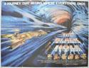THE BLACK HOLE Cinema Quad Movie Poster