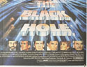THE BLACK HOLE (Bottom Right) Cinema Quad Movie Poster