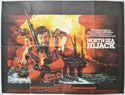 NORTH SEA HIJACK Cinema Quad Movie Poster