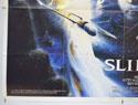 SLIPSTREAM (Bottom Left) Cinema Quad Movie Poster