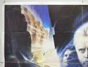SLIPSTREAM (Top Left) Cinema Quad Movie Poster