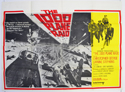 THE 1000 PLANE RAID Cinema Quad Movie Poster