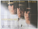 A FEW GOOD MEN Cinema Quad Movie Poster