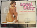ANGEL BABY Cinema Quad Movie Poster