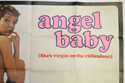 ANGEL BABY (Top Right) Cinema Quad Movie Poster