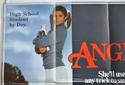 ANGEL (Top Left) Cinema Quad Movie Poster
