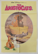 Aristocats (The) <p><i> (1992 re-release poster) </i></p>