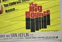 THE BIG BOUNCE (Bottom Right) Cinema Quad Movie Poster