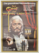 Count Of Monte Cristo (The) <p><i> (German Movie Poster) </i></p>