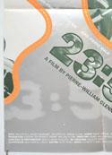 23:58 (Bottom Left) Cinema Double Crown Movie Poster