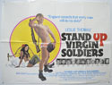 STAND UP VIRGIN SOLDIERS Cinema Quad Movie Poster