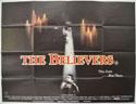 THE BELIEVERS Cinema Quad Movie Poster