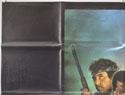 DEADLY PURSUIT (Top Left) Cinema Quad Movie Poster