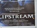 SLIPSTREAM (Bottom Right) Cinema Quad Movie Poster