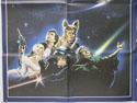 SPACEBALLS (Bottom Left) Cinema Quad Movie Poster