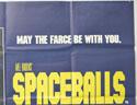 SPACEBALLS (Top Right) Cinema Quad Movie Poster