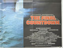 THE FINAL COUNTDOWN (Bottom Right) Cinema Quad Movie Poster