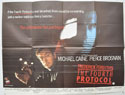 THE FOURTH PROTOCOL Cinema Quad Movie Poster