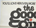 THE GOODBYE GIRL (Top Left) Cinema Quad Movie Poster