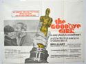 THE GOODBYE GIRL Cinema Quad Movie Poster
