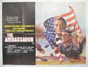 THE AMBASSADOR Cinema Quad Movie Poster