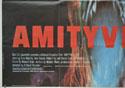 AMITYVILLE 3-D (Bottom Left) Cinema Quad Movie Poster