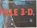 AMITYVILLE 3-D (Bottom Right) Cinema Quad Movie Poster