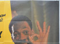 BEVERLY HILLS COP (Top Right) Cinema Quad Movie Poster