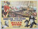 BILLY BUDD Cinema Quad Movie Poster