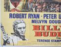BILLY BUDD (Bottom Left) Cinema Quad Movie Poster