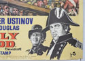 BILLY BUDD (Bottom Right) Cinema Quad Movie Poster
