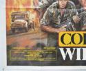 CODENAME WILDGEESE (Bottom Left) Cinema Quad Movie Poster