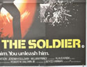CODENAME : THE SOLDIER (Bottom Right) Cinema Quad Movie Poster
