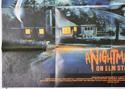 A NIGHTMARE ON ELM STREET (Bottom Left) Cinema Quad Movie Poster