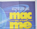 MAC AND ME (Top Right) Cinema Quad Movie Poster