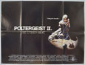 POLTERGEIST II Cinema Quad Movie Poster