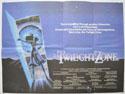 THE TWILIGHT ZONE Cinema Quad Movie Poster