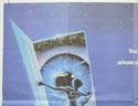 THE TWILIGHT ZONE (Top Left) Cinema Quad Movie Poster