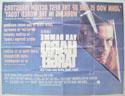 HARD TARGET (Back) Cinema Quad Movie Poster