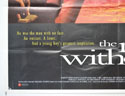 THE MAN WITHOUT A FACE (Bottom Left) Cinema Quad Movie Poster