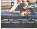 THE PRESIDIO (Bottom Left) Cinema Quad Movie Poster