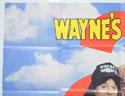 WAYNE'S WORLD 2 (Top Left) Cinema Quad Movie Poster