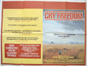Cry Freedom <p><i> (Reviews Version) </i></p>