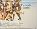 A CHORUS LINE (Bottom Right) Cinema Quad Movie Poster