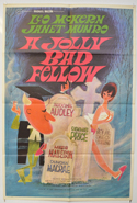 A JOLLY BAD FELLOW Cinema One Sheet Movie Poster